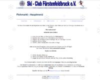 Skiclub FFB Flohmarkt